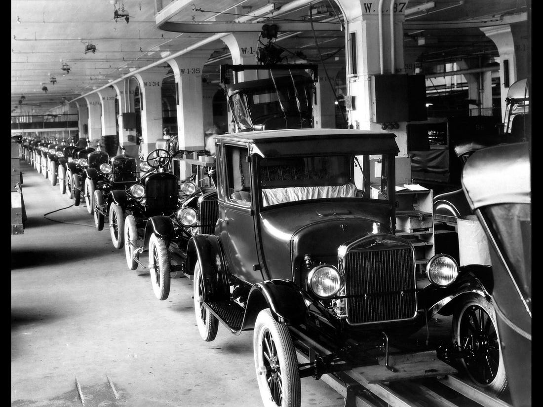 How The Model T Drove Hats Out Of Fashion