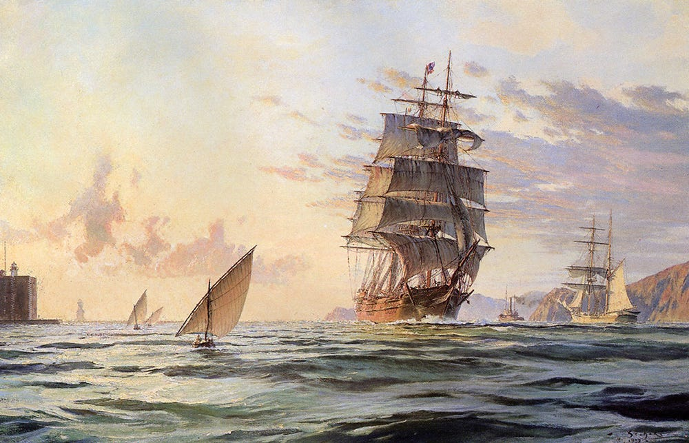 Image result for clipper ship