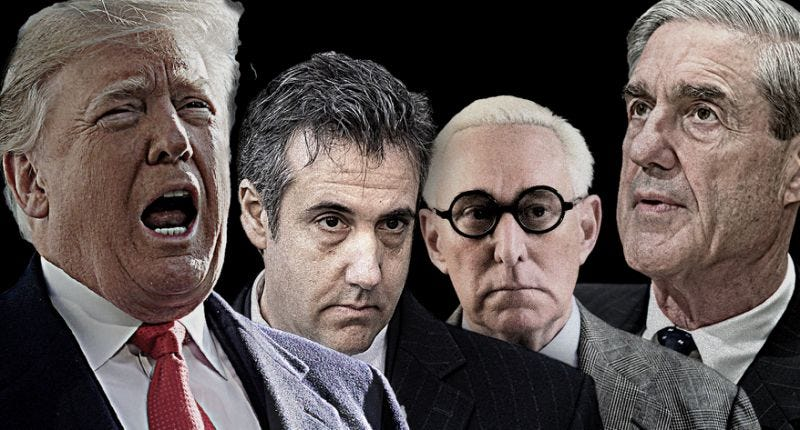 Image result for Roger Stone Michael Cohen