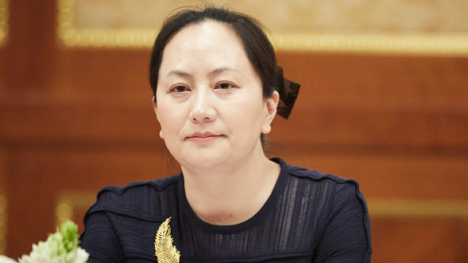 Image result for meng wanzhou